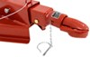 "Demco Hydraulic Brake Actuator - Drum - Primed - A-Frame - 2"" Bulldog Coupler - 7,000 lbs No Lockout DM8509602"