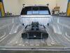 DM8550041 - 15-1/4 - 18 Inch Tall Demco Sliding Fifth Wheel on 2013 Ford F-150