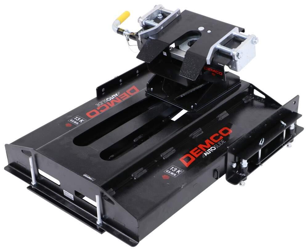 Fifth Wheel Hitch DM8550041 - Premium - Single-Hook Jaw - Demco