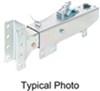 "Demco Hydraulic Brake Actuator - Disc - Zinc - 12"" Adjustable Channel Center - 8,000 lbs 8000 lbs GTW DM8758721"