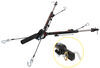 demco tow bar hitch mount style telescoping excali-bar iii non-binding - victory series rv 2 inch 10 500 lbs