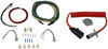 Tow Bar Wiring DM9523047-54 - Bulb and Socket Kit - Demco
