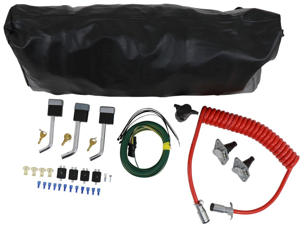 Demco Tow Bar Combo Kit with Diode System Accessories Kit DM9523057