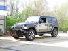 Demco Rock Guard Accessories and Parts - DM9523135 on 2018 Jeep JL Wrangler Unlimited