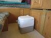 Dometic 11 lbs Portable Bathroom - DOM44FR