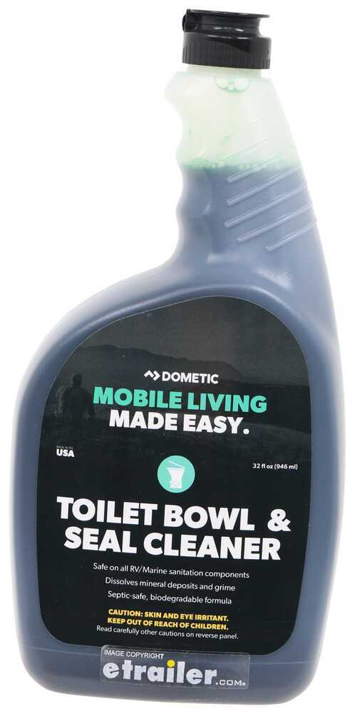 Dometic RV Toilet Bowl and Seal Cleaner w/ Deodorizer - 32 fl oz Toilet Bowl Cleaner DOM94VR