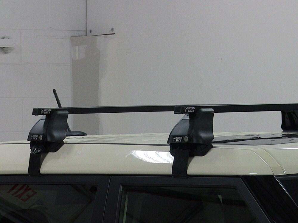 Modula Aluminium Silver Roof Bars Ford Grand C-Max 10-18 Open Rails Aero Pair
