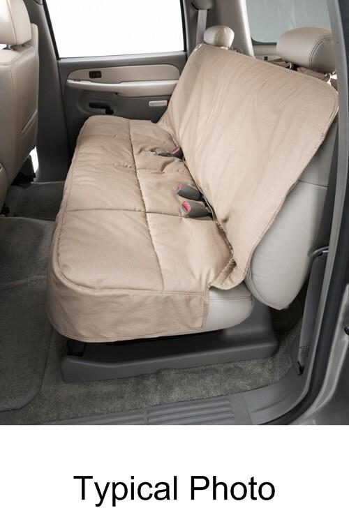 Car Seat Covers DSC3023BK - Semi-Custom Fit - Canine Covers