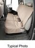 Canine Covers Semi-Custom Fit Car Seat Covers - DSC3033CH