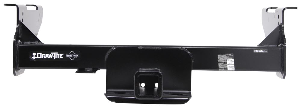 DT45518 - Visible Cross Tube Draw-Tite Trailer Hitch