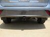 2021 toyota highlander trailer hitch draw-tite custom fit class iii max-frame receiver - 2 inch