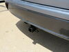 2021 toyota highlander trailer hitch draw-tite custom fit class iii on a vehicle