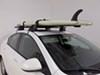 Darby Turbo-Rack Universal Single-Bar Roof Rack Black DTA968