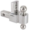 Fastway Stainless Steel Ball Trailer Hitch Ball Mount - DTALBM6400-2S
