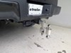 Trailer Hitch Ball Mount DTALBM6600 - Built-In Locks - Fastway on 2014 Ford F-150