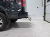 Trailer Hitch Ball Mount DTALBM6600 - Aluminum Shank - Silver - Fastway on 2014 Ford F-150
