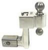 DTALBM6625-2S - Drop - 6 Inch,Rise - 7 Inch Fastway Adjustable Ball Mount