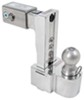 Fastway Trailer Hitch Ball Mount - DTALBM6825-3S