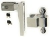 Trailer Hitch Ball Mount DTALBM6825 - Drop - 8 Inch,Rise - 9 Inch - Fastway