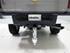 DTALBM6825 - Class V,10000 lbs GTW Fastway Adjustable Ball Mount on 2014 Chevrolet Silverado