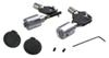 fastway accessories and parts  re-keying kit for dtlbm dtalbm series self-locking aluminum ball mounts - 2 locks
