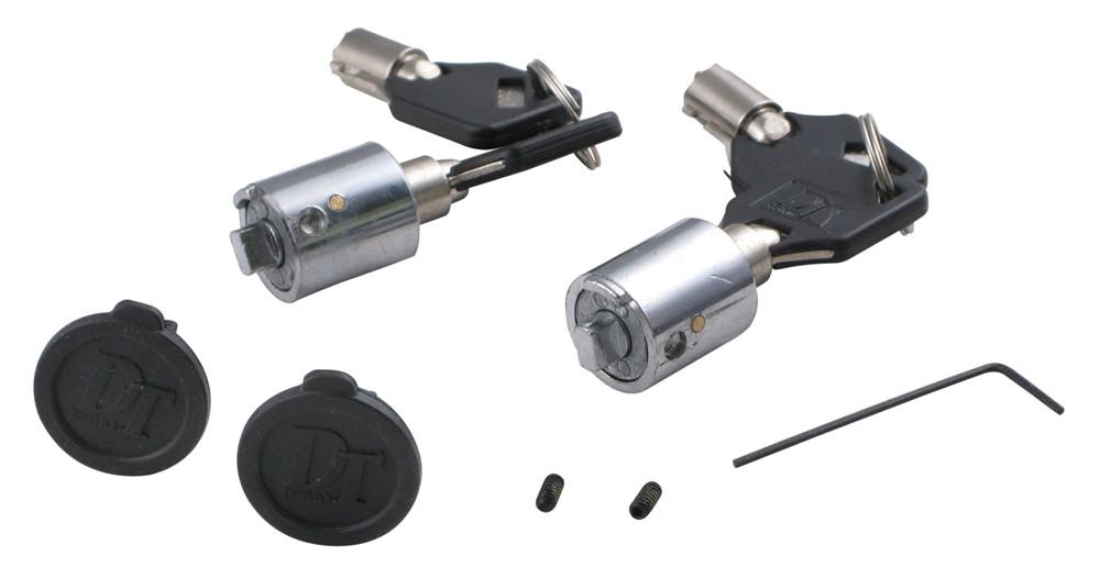Re-Keying Kit for DTLBM and DTALBM Series Self-Locking Aluminum Ball Mounts - 2 Locks Keys DTLBM02RK