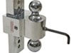 Trailer Hitch Ball Mount DTSTBM6600 - Two Balls - Fastway
