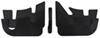 du-ha car organizer rear under-seat truck storage box and gun case - under seat black