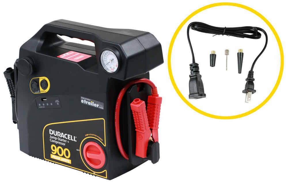 DU37FR - 900 amps Duracell Jumper Box