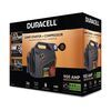 Duracell Portable Emergency Jump Starter with Tire Inflator - 12V - 900 Amp 4-Cyl Engines,6-Cyl Engines,8-Cyl Engines DU37FR