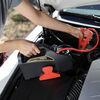 Duracell Portable Emergency Jump Starter - LED Light - USB Port - 12V - 750 Amp Device Charger,Lighted DU84FR