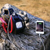 Duracell Portable Emergency Jump Starter - LED Light - USB Port - 12V - 750 Amp 750 amps DU84FR