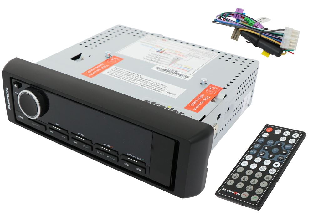 DV5700 - Bluetooth Compatible Furrion RV Stereos