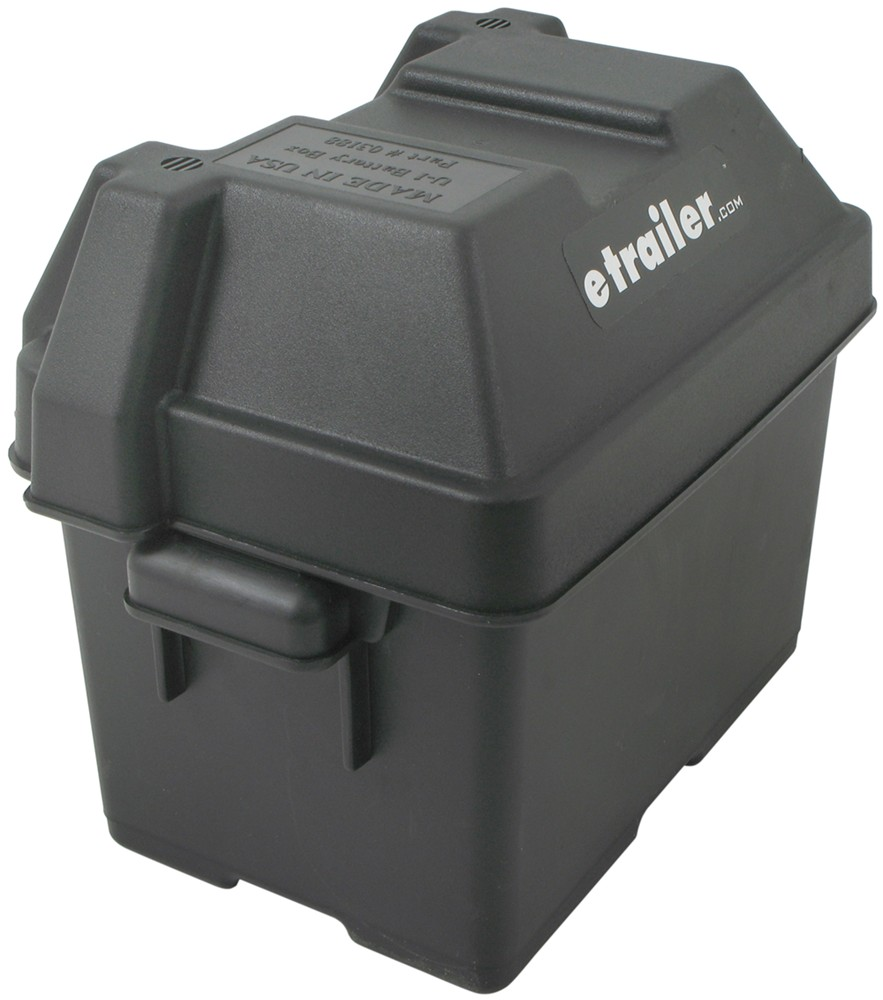 Deka 10-1/2L x 7-3/8W x 9-1/4D Inch Battery Boxes - DW03188