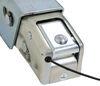 dexter axle brake actuator surge 2 inch ball coupler dx7.5l a-60 w electric lockout - bolt on disc zinc 7.5k