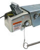 dexter axle brake actuator 2 inch ball coupler disc brakes dx56fr