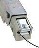 dexter axle brake actuator surge disc brakes dx7.5l a-60 w electric lockout - bolt on 2 inch ball zinc 7.5k