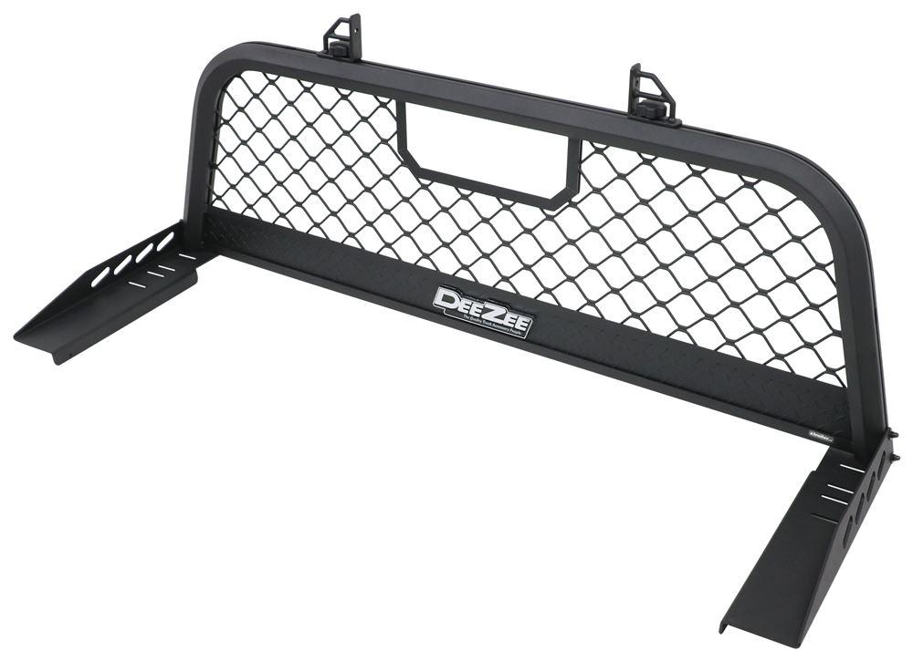 DeeZee Grid-Style Headache Rack - DZ95050RTB