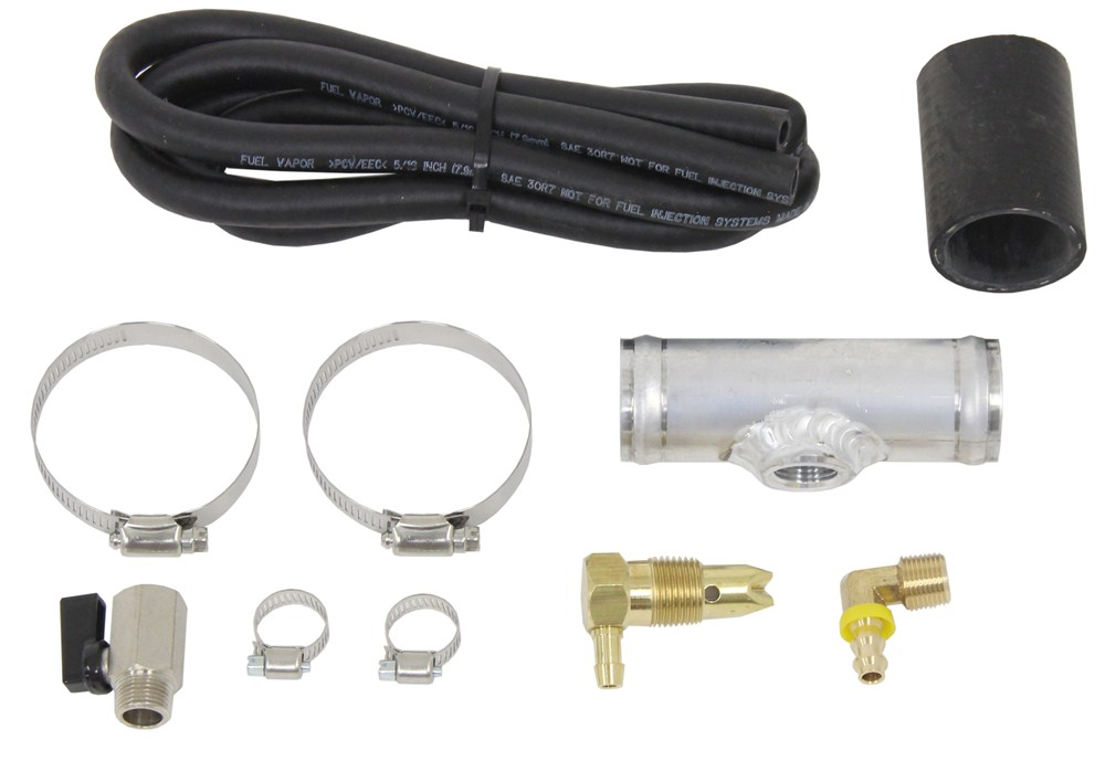 Accessories and Parts DZ97960 - Auxiliary Tank Connector Kit - DeeZee