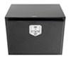 deezee trailer cargo organizers toolbox underbody box specialty series tool - steel 4.5 cu ft black
