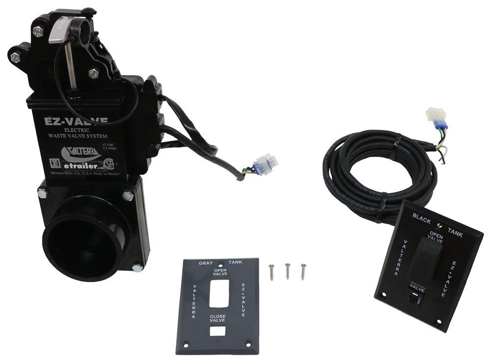 Valterra Stationary Valve RV Sewer - E40A-8