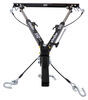 etrailer tow bar hitch mount style fits roadmaster base plates - crossbar xhd non-binding for 2 inch rv 10 500 lbs