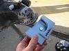 0  trailer coupler locks etrailer surround lock fits 2-5/16 inch ball hitch and set - 2
