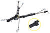 etrailer tow bar hitch mount style stores on rv xhd non-binding - 2 inch 10 500 lbs