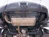 "etrailer Trailer Hitch Receiver - Custom Fit - Matte Black Finish - Class III - 2"" 2 Inch Hitch E98846 on 2016 Nissan Rogue"