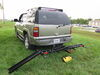 """etrailer Motorcycle Carrier w/ Ramp for 2"""" Hitch - 76"""" Long - Steel - 500 lbs Fits 2 Inch Hitch E98873"""