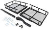 "24x60 etrailer Cargo Carrier for 2"" Hitches - Steel - Tilting - Folding - 500 lbs Tilting Carrier,Folding Carrier E98874"