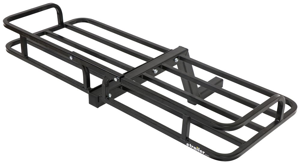 """20x48 etrailer Off Road Cargo Carrier for 2"""" Hitches - Steel - 500 lbs Fits 2 Inch Hitch E98875"""