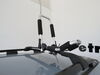 2019 subaru crosstrek watersport carriers etrailer fishing kayak roof mount carrier j-style - folding universal