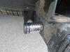 Trailer Hitch Lock E98880 - Chrome - etrailer